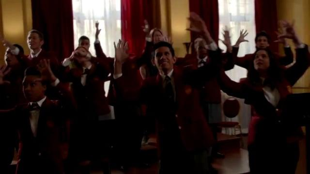 Help - Glee Full Performance