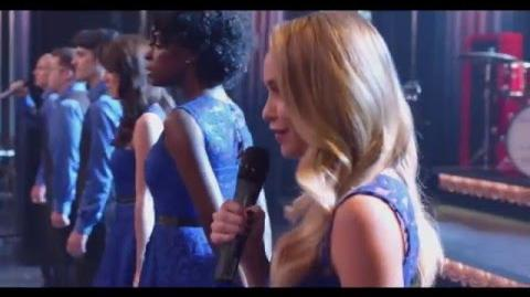 "GLEE Full Performance of ""It Must Have Been Love"" from ""The Hurt Locker, Part 2"""