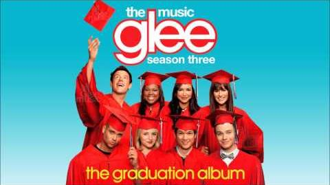Not The End Glee The Music, The Graduation Album