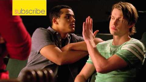 YouTube Welcome Video GLEE