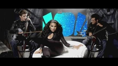 2CELLOS (Sulic & Hauser) featuring Naya Rivera - Supermassive Black Hole-0