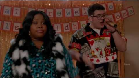 GLEE Full Performance of All About That Bass
