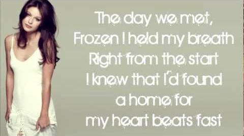 Glee - A Thousand Years (Part 2) (Lyrics)