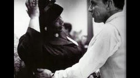 The lady is a tramp. Frank Sinatra and Ella