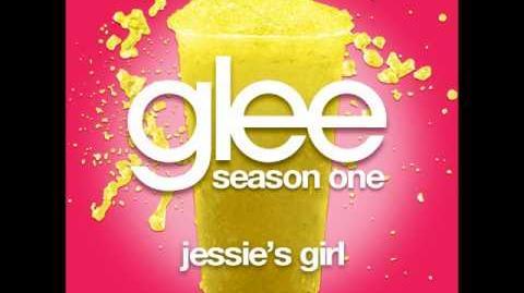 Glee - Jessie's Girl (DOWNLOAD MP3 LYRICS)