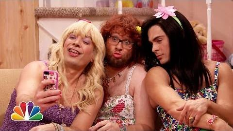 """Ew!"" with Seth Rogen and Zac Efron"
