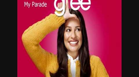 GLee Cast - Don't Rain on My Parade (HQ)