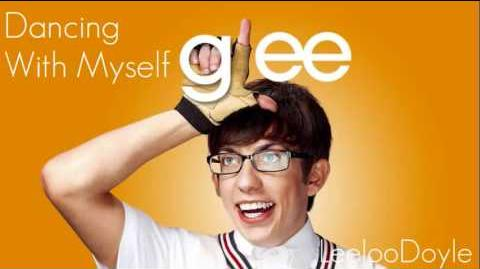 Glee - Dancing With Myself