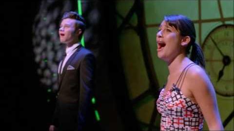 Glee - For Good (Full performance) 2x22