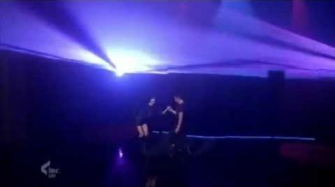 Glee - La Isla Bonita (Full Performance)