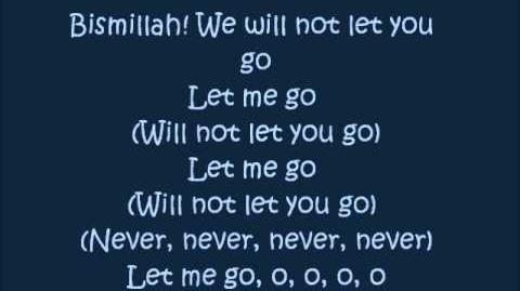 Glee Cast - Bohemian Rhapsody - Lyrics
