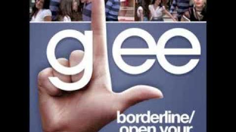 Borderline Open Your Heart - Glee HD Full Studio