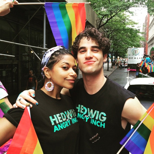 Glee tina and mike dating in real life