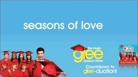 Glee - Seasons of Love (Season 3 Version)