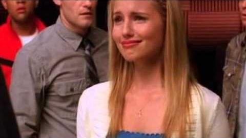 Glee 1x13 Sectionals Scene Finn Finds Out Puck Is The Father (Subtitled)