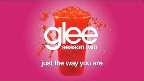 Just The Way You Are Glee HD FULL STUDIO-0