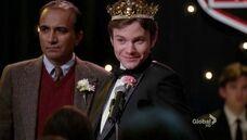 Kurt Prom Queen