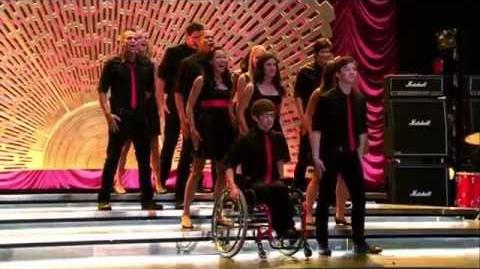 GLEE - You Can't Always Get What You Want (Full Performance) HD