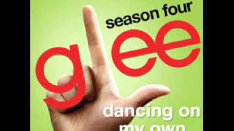 Glee - Dancing On My Own Diva FULL AUDIO DOWNLOAD