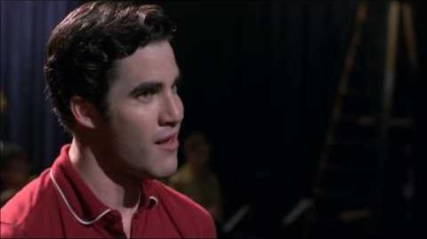 Glee - Something's coming (Full performance scene) 3x02