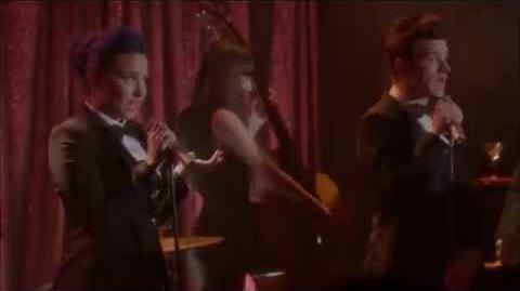 Glee ( 5x10 ) The Happening - Full Performance HD