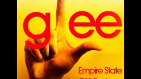 Empire State of Mind - Glee