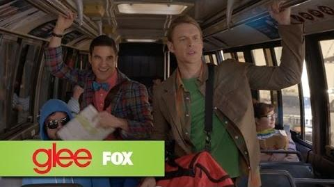 "Full Performance of ""Movin' Out"" from ""Movin' On"" GLEE"