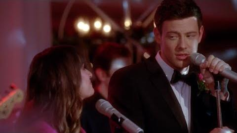GLEE - We've Got Tonight (Full Performance) HD