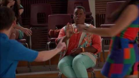 Glee - My Lovin (You're never gonna get it) (Full performance scene) 5x09