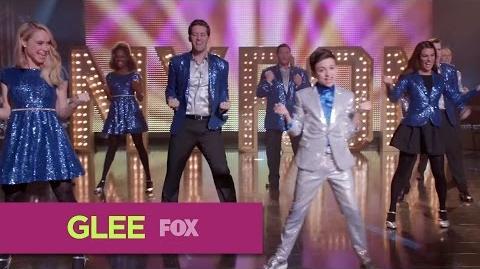 """GLEE Full Performance of """"Break Free"""" from """"Child Star"""""""