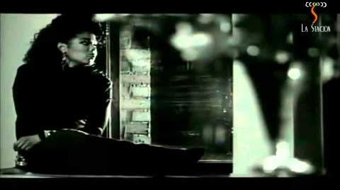 Janet Jackson - Let's Wait Awhile ((•))