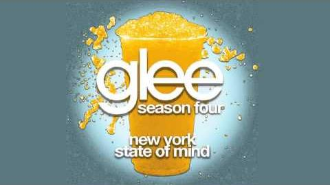 New York State Of Mind (Marley Solo Version) - Glee Cast HD FULL STUDIO