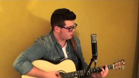 "Noah Cover of ""Man in the Mirror"" by Michael Jackson (James Morrison Version)"