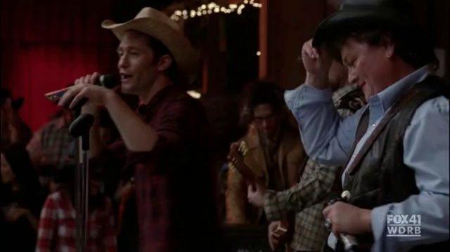 One Bourbon, One Scotch, One Beer - Glee