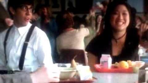 "Glee ""Dancing With Myself"" (PERFORMANCE)"