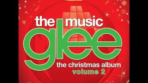 Glee - Blue Christmas (DOWNLOAD MP3 LYRICS)