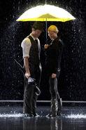 Singing In The Rain / Umbrella