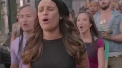 GLEE- Pompeii (Full Performance) (Official Music Video) HD