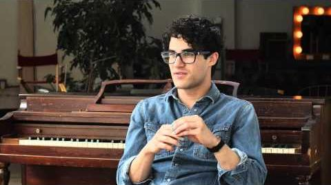 """Glee """"This Time"""" Darren Criss Song"""