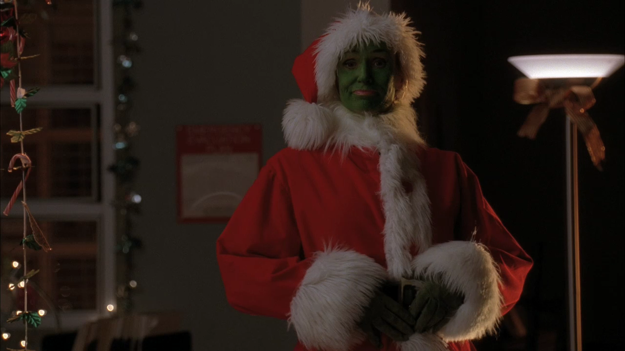 Youre A Mean One Mr Grinch
