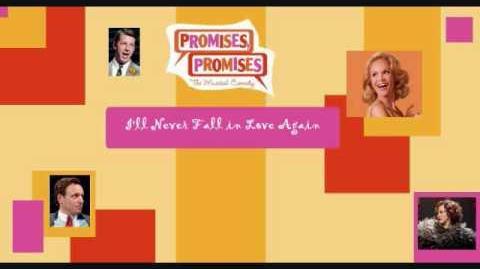 19. I'll Never Fall In Love Again - Promises, Promises