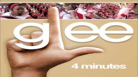 4 Minutes (Glee Cast Version)