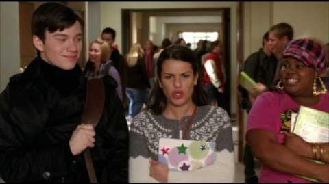 Glee 'Hello' promo