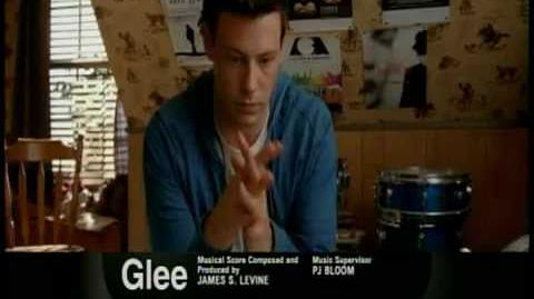 Glee 2x03 Grilled Cheesus Promo