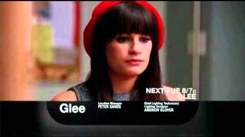 "Glee S03E05 - ""The First Time"" Promo"