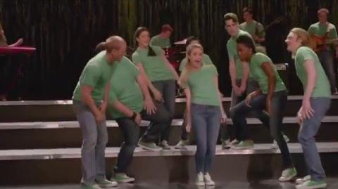 "Full Performance of ""Cool Kids"" from ""Child Star"" GLEE"