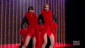 Glee 2x07 nowadays hot honey rag snapshot