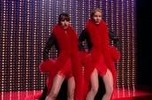 Glee 2x07 nowadays hot honey rag snapshot