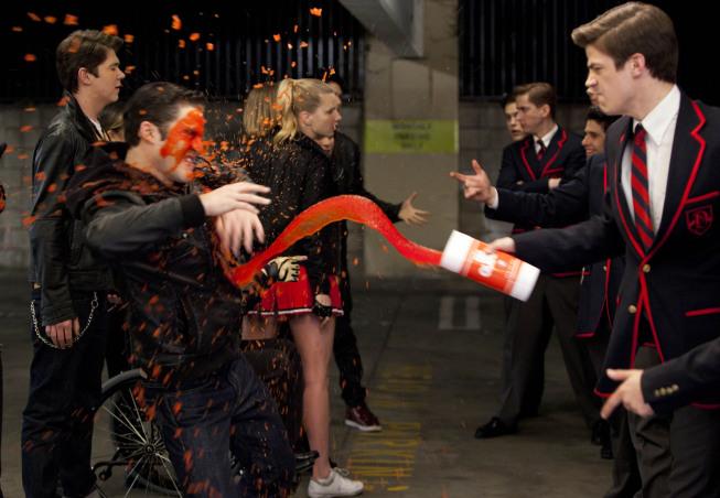 Glee Kurt en Blaine hook up dating site in Ghana