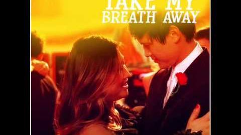Glee - Take My Breath Away (Acapella)